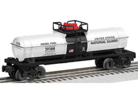 Lionel 6-39388 U.S. National Guard Made in the USA Tank Car #39388