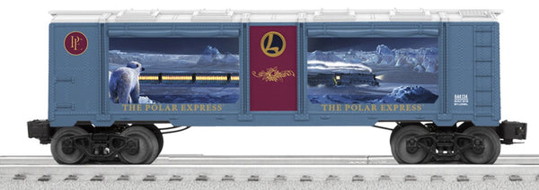 Lionel 6-44134 American Flyer Polar Express Aquarium Car S Gauge