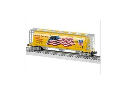 Lionel 6-58599 Union Pacific UP Lionel Collectors Club of Ameirca LLCA 2011 Hopper w/United States Flag