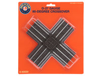 Lionel 6-65020 90-Degree Crossover O-27 Gauge