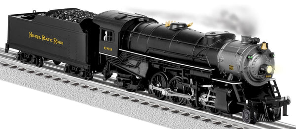 Lionel 6-81194 Nickel Plate Road Legacy Scale Heavy Mikado 2-8-2 Steam Locomotive #689