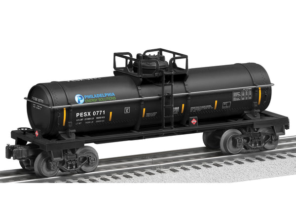 Lionel 6-81668 Philadelphia Energy Solutions Single Dome Tank Car #0771