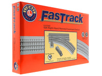 Lionel 6-81946 FasTrack O36 Remote / Command Switch - Right Hand