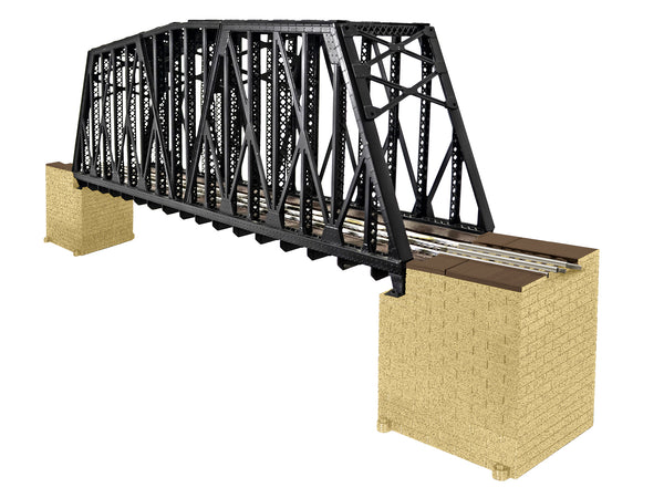 Lionel 6-82110 FasTrack Extended Truss Bridge Limited