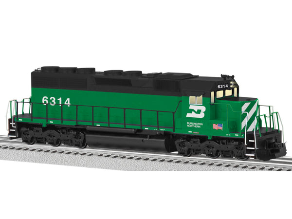 Lionel 6-82276 Burlington Northern Legacy SD 40 Diesel #6314 BTO Built to order