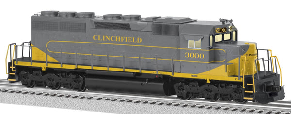Lionel 6-82288 Clinchfield Legacy Diesel Locomotive SD40 #9116 Built to Order BTO