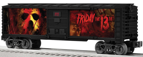 Lionel 6-82349 Friday the 13th Jason Voorhees™ Boxcar