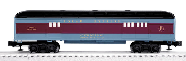 "Lionel 6-82498 The Polar Express ""Letters To Santa ""Mail Car"
