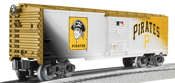 Lionel 6-82688 Pittsburgh Pirates Cooperstown Boxcar