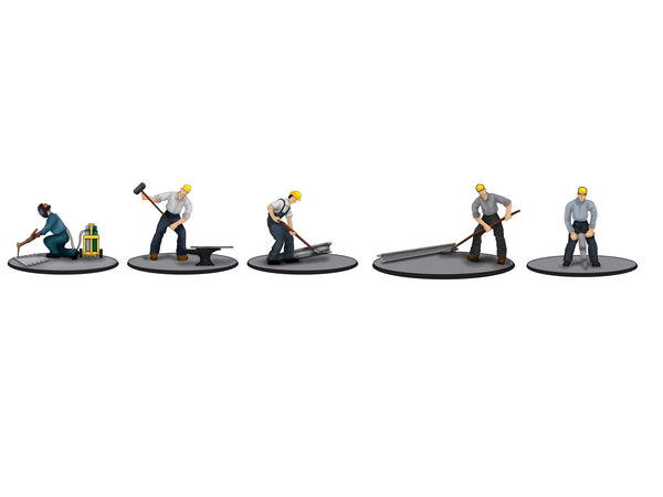 Lionel 6-83168 Iron Workers People Pack Figures O Scale