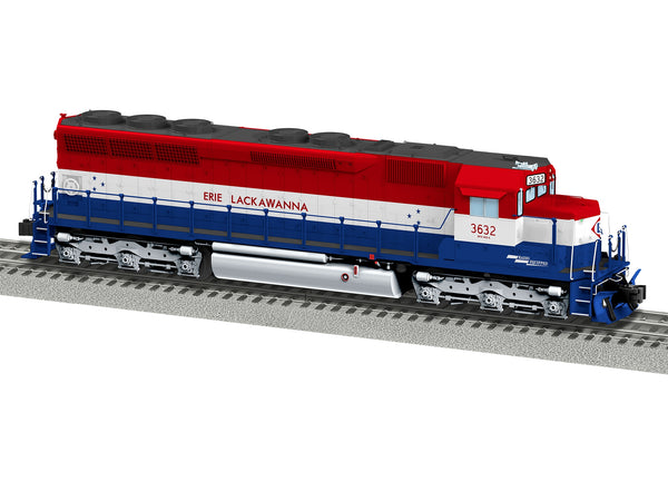 Lionel 6-83370 Erie Lackawanna Bicentennial SD45 Diesel Locomotive Engine