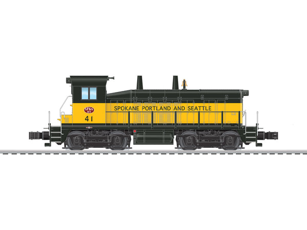 Lionel 6-83391 Spokane Portland and Seattle NW2 Legacy Diesel Locomotive #41 Built to Order BTO