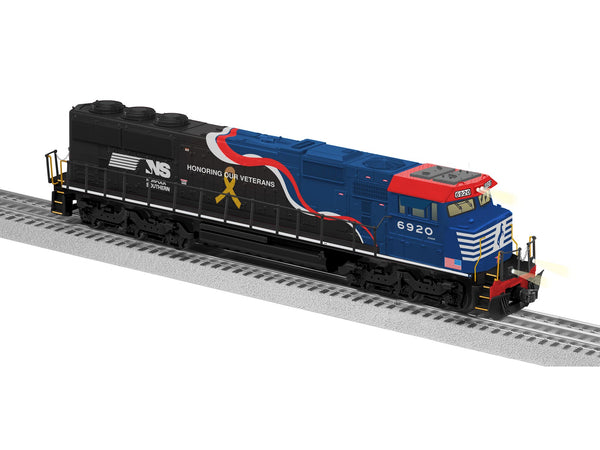 Lionel 6-83420 Norfolk Southern NS SD60E #6920 Veterans