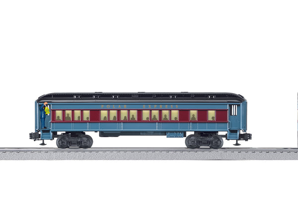 Lionel 6-83437 Polar Express Letters Conductor Announcement Car