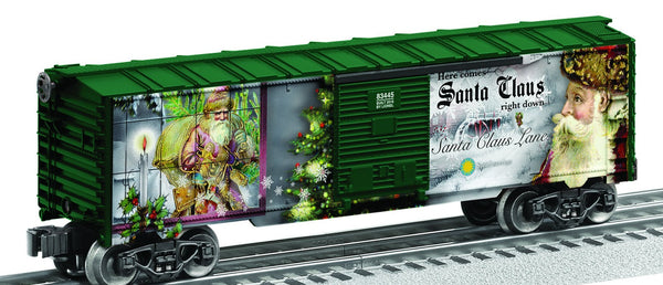 Lionel 6-83445 Smithsonian Old St. Nick Boxcar