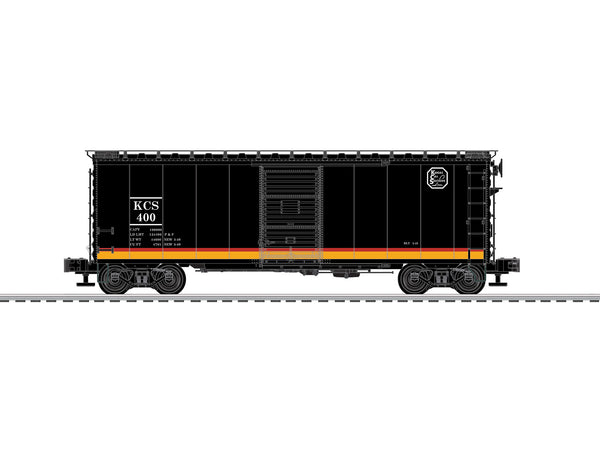 Lionel 6-83565 Kansas City Southern KCS Express PS-1 Boxcar