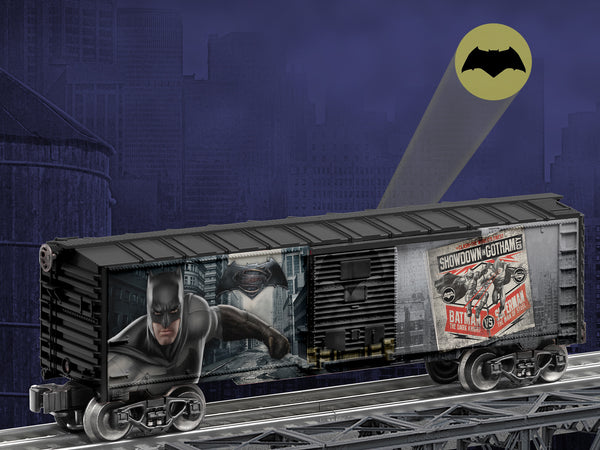 Lionel 6-83776 The Dark Knight Boxcar