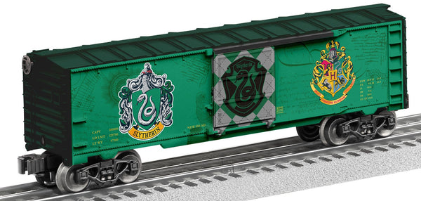 Lionel 6-83941 Hogwarts Slytherin Boxcar Harry Potter