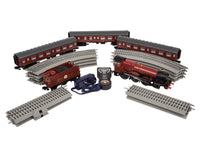 Lionel 6-83972 Harry Potter Hogwarts Express Passenger Train Lionchief Set w/Bluetooth Ready to Run
