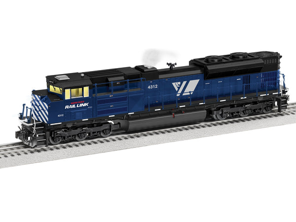 Lionel 6-84105 Montana Rail Link Legacy SD70ACe Diesel Locomotive Built to Order BTO
