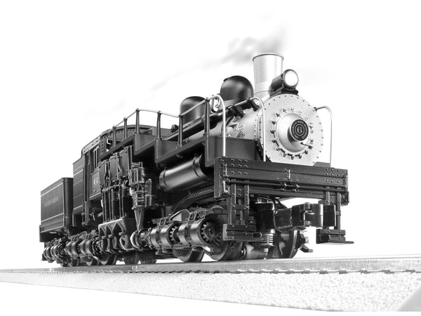 Roblox Steam Train Whistle Lionel 6 84237 Cass Scenic Railroad Shay 6 Steam Locomotive Built To Brady S Trains Outlet