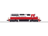 Lionel 6-84268 Western Maryland WM Legacy SD40 Diesel Locomotive #7547 Built to Order BTO
