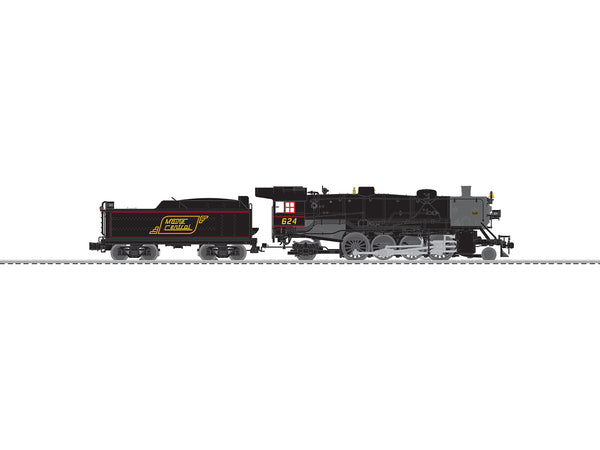 Lionel 6-84467 Maine Central 2-8-2 Light Mikado #624 Legacy Built to Order BTO
