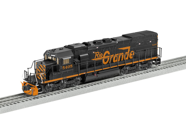 Lionel 6-84623 Denver & Rio Grande Legacy SD40T-2 #5405 Diesel Locomotive Built to Order BTO