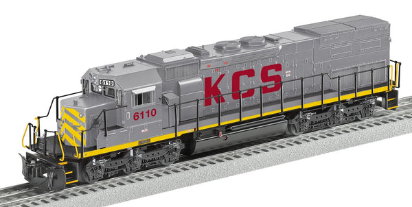 Lionel 6-84625 Kansas City Southern Legacy SD40T-2 #6110 Built To Order BTO