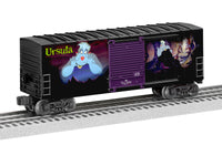 Lionel 6-84763  Ursula (Little Mermaid) Disney Villains Hi-Cube Boxcar