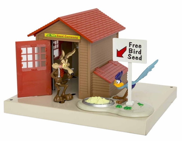 Lionel 6-84769 Looney Tunes Wile E.  Coyote & Roadrunner Plug-Expand-Play Ambush Shack