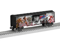 Lionel 6-84801 Justice League Boxcar