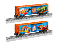 Lionel 6-84869 Hot Wheels Boxcar USA