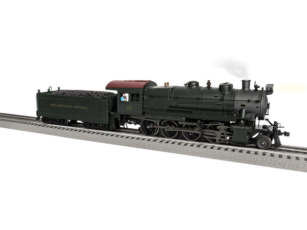 Lionel 6-84951 Bellefonte Central 2-8-0 H-10 Legacy Steam Locomotive #21 BTO Built to order