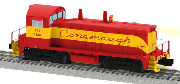 Lionel 6-85020 Conemaugh & Black Lick C&BL SW7 #105 Switcher Legacy Built to Order BTO