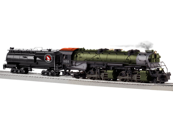 Lionel 6-85180 Great Northern 2-6-6-2 Legacy #1855  BTO Built to order