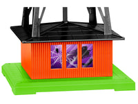 Lionel 6-85309 Animated Plug-Expand-Play Flight Night Halloween Pylon with Witch Ghost