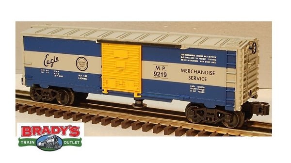 Lionel 6-9219  Missouri Pacific MP Operating Boxcar
