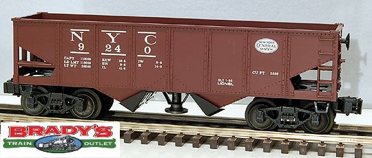 Lionel 6-9240 New York Central NYC Operating Hopper Car