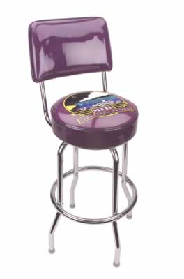MTH 6-1184 MTH Bar Stool with Backrest