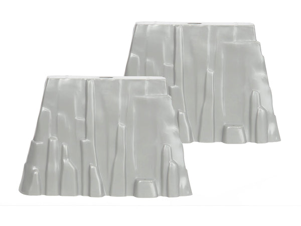Lionel 6-12744 Rock Piers set of 2