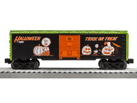 Lionel 6-30214 Peanuts Halloween Ready To Run O Gauge Remote Train Set