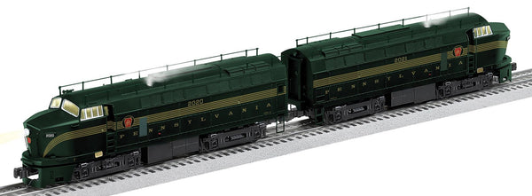 Lionel 6-34701 Pennsylvania Railroad PRR Legacy Scale Sharknose AA (PWD A #2020A, DMY A #2021A)