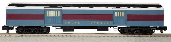 Lionel 6-44130 American Flyer Trains The Polar Express S Gauge Baggage Car