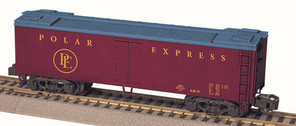 Lionel 6-49951 The Polar Express Wood Sided Reefer American Flyer S Gauge
