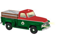 Lionel 6-81122 Christmas TMCC 1955 Truck Sealed in Brown Box