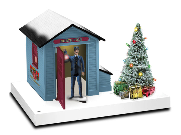Lionel 6-82735 Polar Express Conductor Gateman Plug-expand-play