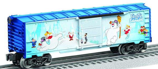 Lionel 6-83925 Frosty the Snowman Boxcar
