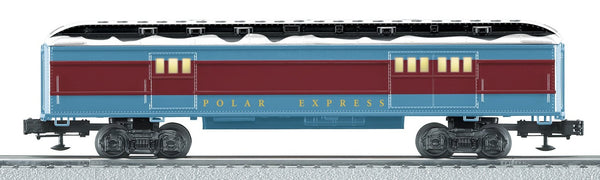 Lionel 6-84605 Polar Express Baggage Car Add On