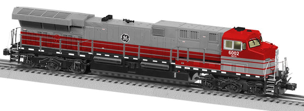 Lionel 6-84845 GE Demonstrator Legacy AC6000 #6002 BTO Built to order